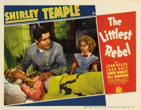 """The Littlest Rebel (Fox, 1935). Lobby Cards (2) (11"""" X 14""""). Offered in this lot are two original cards from t..."""