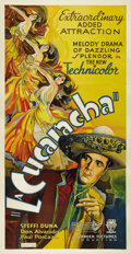 "Movie Posters:Comedy, La Cucaracha (RKO, 1934). Three Sheet (41"" X 81""). What a find!We're pleased to offer an original issue three-sheet for a H..."
