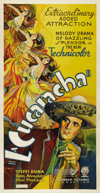 """La Cucaracha (RKO, 1934). Three Sheet (41"""" X 81""""). What a find! We're pleased to offer an original issue three..."""