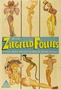 "Movie Posters:Musical, Ziegfeld Follies (MGM, 1946). Australian One Sheet (27"" X 41""). Florenz Ziegfeld was a master showman known for extravagant ..."
