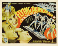 "Flying Down to Rio (RKO, 1933). Title Lobby Card (11"" X 14""). Fred Astaire and Ginger Rogers danced together f..."