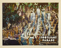 "Movie Posters:Musical, Footlight Parade (Warner Brothers, 1933). Lobby Card (11"" X 14"").If you can look at this card and not hum a certain tune, y..."