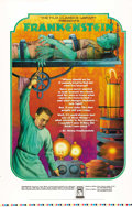 """Movie Posters:Horror, Frankenstein (Film Classics Library, 1974). Promotional Poster (30"""" X 47.5""""). Beautiful poster used in the distribution of t..."""