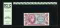 Military Payment Certificates:Series 651, Series 651 10¢ PCGS Gem New 66PPQ. ...