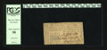 Colonial Notes:New Jersey, New Jersey December 31, 1763 1s PCGS Choice About New 58....