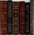 Books:Americana & American History, [Civil War]. Catton, Donald, and Others. Group of Six Books inPublisher's Leather. Easton Press/Franklin Library. One still...