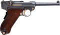 Handguns:Semiautomatic Pistol, Swiss Model 1900 Commercial Luger Semi-Automatic Pistol with Holster....