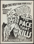 """Movie Posters:Exploitation, The Pace That Kills & Others Lot (Willis Kent Productions,1935). Heralds (74) (2.75"""" X 4.5"""" to 13.75"""" X 18""""), PhotoBooklet... (Total: 84 Items)"""