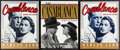 "Movie Posters:Academy Award Winners, Casablanca: Script and Legend and Other Lot (Overlook Press,1992).Soft Cover Books (3) (Multiple Pages, 7.25"" X 9"" & 7.5"" X...(Total: 3 Items)"