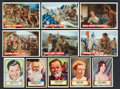 Non-Sport Cards:Lots, 1952 Topps Look-N-See & 1956 Topps Davy Crockett (150+). ...