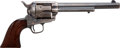 Handguns:Single Action Revolver, 5-Digit U.S. Colt Single Action Army Revolver....