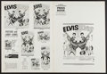 """Movie Posters:Elvis Presley, Double Trouble & Other Lot (MGM, 1967). Uncut Pressbooks (2)(Multiple Pages, 12.5"""" X 15"""" & 12.25"""" X 17""""). Elvis Presley..... (Total: 2 Items)"""