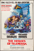 """Movie Posters:War, The Heroes of Telemark and Other Lot (Columbia, 1966). Posters (2)(40"""" X 60""""). War.. ... (Total: 2 Items)"""