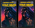 "Movie Posters:Science Fiction, Star Wars (Ballantine Books, 1976). Autographed Soft Cover Books(2) (220 Pages, 4"" X 7""). Science Fiction.. ... (Total: 2 Items)"