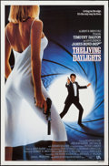 "Movie Posters:James Bond, The Living Daylights and Other Lot (United Artists, 1987). OneSheets (2) (27"" X 41""). James Bond.. ... (Total: 2 Items)"