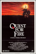 "Movie Posters:Adventure, Quest for Fire (20th Century Fox, 1982). One Sheet (27"" X 41"").Adventure.. ..."