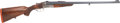 Long Guns:Other, .470 Nitro J.W.R. Tolley Boxlock Extractor Double Rifle withTelescopic Sight. . ... (Total: 2 Items)