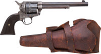 Colt Single Action Army Revolver with Holster
