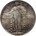 Standing Liberty Quarters: , 1919 25C MS65 NGC. NGC Census: (110/72). PCGS Population (120/100).Mintage: 11,324,000. Numismedia Wsl. Price for problem ...