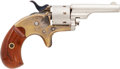 Handguns:Single Action Revolver, Colt Open Top Spur Trigger Pocket Revolver....