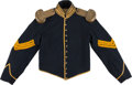 Militaria:Uniforms, About Mint US Civil War Cavalry Sergeant's Shell Jacket....