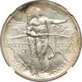 Commemorative Silver, 1939 50C Oregon MS68 NGC. CAC....
