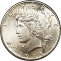 Peace Dollars, 1925 $1 MS67 PCGS. CAC....