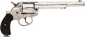 Handguns:Single Action Revolver, Colt Model 1878 Double Action Frontier Six-Shooter....