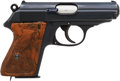 Handguns:Semiautomatic Pistol, Walther PPK Semi-Automatic Pistol with Rare K Series SS Contract Markings....