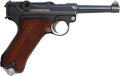 Handguns:Semiautomatic Pistol, German Simson & Co. Model P08 Luger Semi-Automatic Pistol....