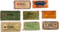 Ammunition, Lot of Eight Assorted Boxes of Antique Ammunition. ... (Total: 8Items)