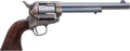 Handguns:Single Action Revolver, Restored David F. Clark Inspected Colt Single Action Army Revolver....