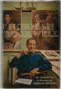 Books:Biography & Memoir, Norman Rockwell. My Adventures as an Illustrator. Doubleday, 1960. First edition, first printing. Publisher's cloth ...
