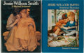 Books:Art & Architecture, Jessie Willcox Smith. Group of Two Books. Various publishers, ca. 1990. Publisher's binding and djs. Near fine.... (Total: 2 Items)