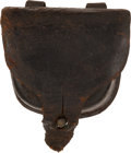 Arms Accessories, Civil War or Earlier Cap Box. ...