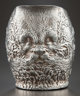 A GORHAM SILVER REPOUSSÉ WATER PITCHER Gorham Manufacturing Co., Providence, Rhode Island, circa 1887 Marks: (lio...
