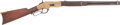 Long Guns:Lever Action, Winchester Third Model 1866 Lever Action Saddle Ring Carbine....
