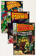 Bronze Age (1970-1979):Horror, Chamber of Darkness Group (Marvel, 1969-72) Condition: AverageVF/NM.... (Total: 9 Comic Books)