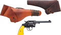 Handguns:Double Action Revolver, Colt U.S. Army Model 1896 Double Action Revolver with Holsters.... (Total: 2 Items)