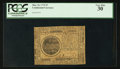 Colonial Notes:Continental Congress Issues, Continental Currency May 10, 1775 $7 PCGS Very Fine 30.. ...