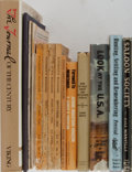 Books:Americana & American History, [Americana]. Mark Twain, Lenny Bruce, and Others. Group of 14 FirstEdition Books, Mostly Related to Americana. Various publ... (Total:15 Items)