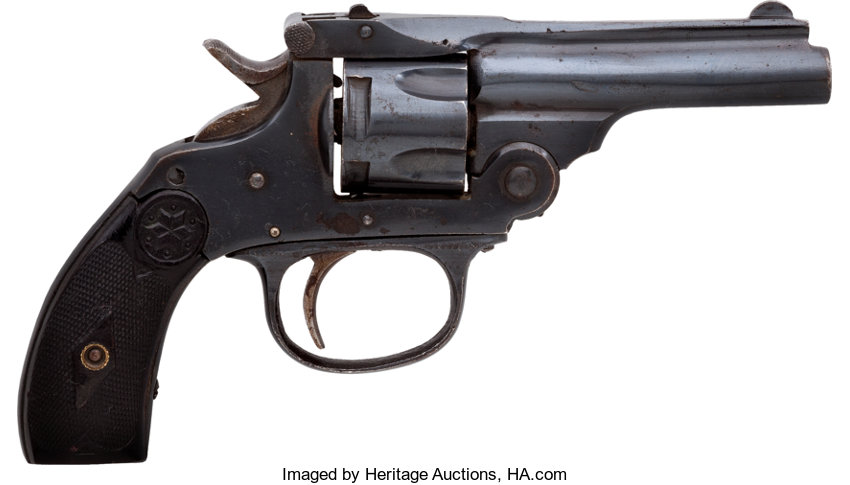 smith and wesson top break revolver serial number lookup