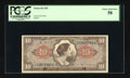 Military Payment Certificates:Series 641, Series 641 $10 PCGS Choice About New 58. ...