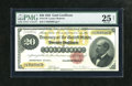 Large Size:Gold Certificates, Fr. 1178 $20 1882 Gold Certificate PMG Net Very Fine 25....