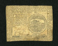 Colonial Notes:Continental Congress Issues, Continental Currency February 26, 1777 $4 Very Good....