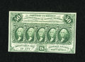 Fractional Currency:First Issue, Fr. 1313 50c First Issue About New....