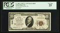 National Bank Notes:Pennsylvania, Herndon, PA - $10 1929 Ty. 1 The First NB Ch. # 6049. ...