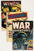Golden Age (1938-1955):War, Comic Books - Assorted Golden Age War Comics Group (VariousPublishers, 1950s) Condition: Average GD/VG.... (Total: 19 ComicBooks)