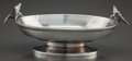 Silver Holloware, American:Bowls, A JOHN WENDT SILVER FIGURAL FOOTED DISH . John R. Wendt & Co.,New York, New York, circa 1865. Marks: ENGLISH STERLING,48...