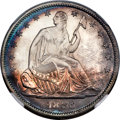 Proof Seated Half Dollars, 1886 50C PR65 Cameo NGC....